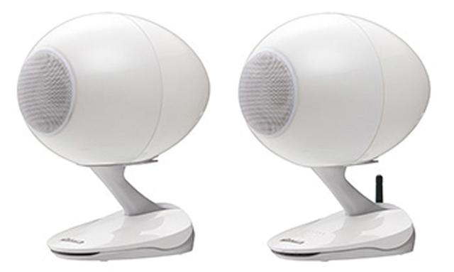 画像: PCM最大192kヘルツ/24ビット対応。音の定位や広がりに優れ、正確な音場再現が魅力。Wi-Fi内蔵でワイヤレス接続での使用にも対応する。