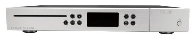 画像: EVOLUTIONシリーズのCD専用プレーヤー。左側にスロットインメカを搭載。スタイリッシュかつ多機能な英国製。 ●幅430㎜×高さ60㎜×奥行き280㎜●5.5㎏