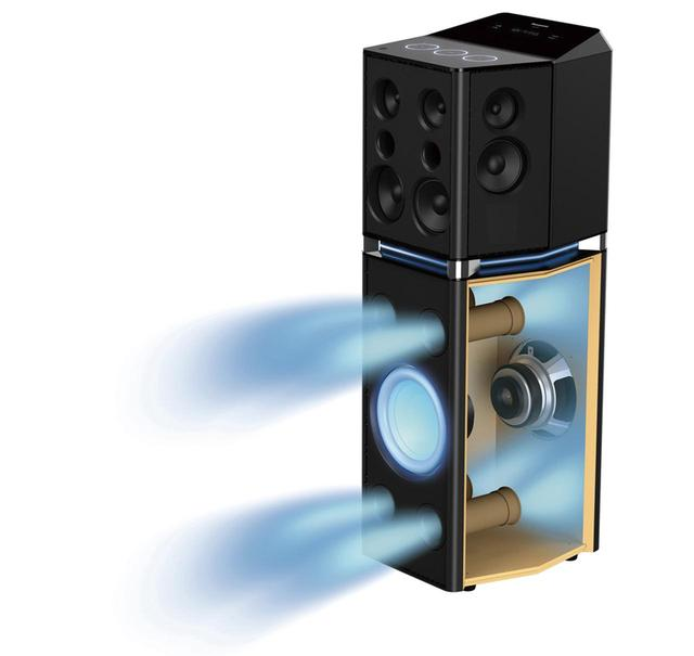 画像: ■最大出力1100ワットの大音量 パナソニック SC-UA7 実売価格例:4万7190円