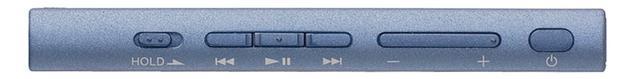画像: 操作部 右側面にボタン類が集中し、手探りでも操作しやすい。画面タッチでもボタンでも好みに合わせて選べるのはうれしい。