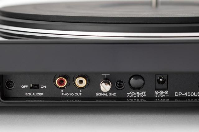 画像: レコード特有の録音帯域・レベルカーブ(RIAAカーブ)を補正し、MMカートリッジの出力を増幅する「フォノイコライザー」を内蔵。