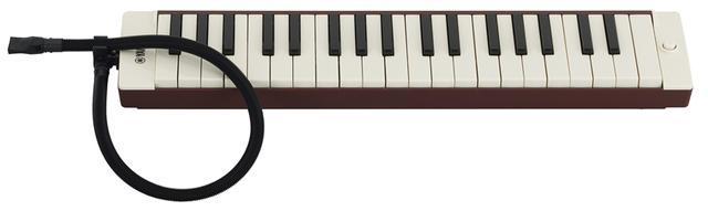 画像: ●調子/鍵盤数:37(音域:f 〜 f''')●サイズ/長さ:483㎜×幅104㎜×高さ50㎜●重量/830g●同梱品/吹き口、演奏用パイプ、取扱説明書、ソフトケース(ストラップ付き)
