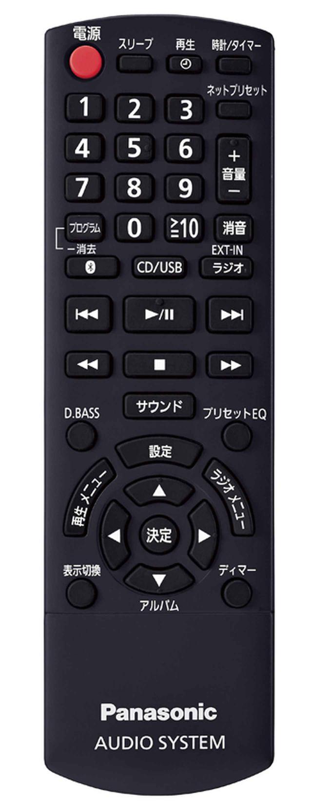 画像: コンパクトなサイズでオーソドックスなデザインだが、ボタンの配置を工夫し、大きめの表示で視認性を高めている。