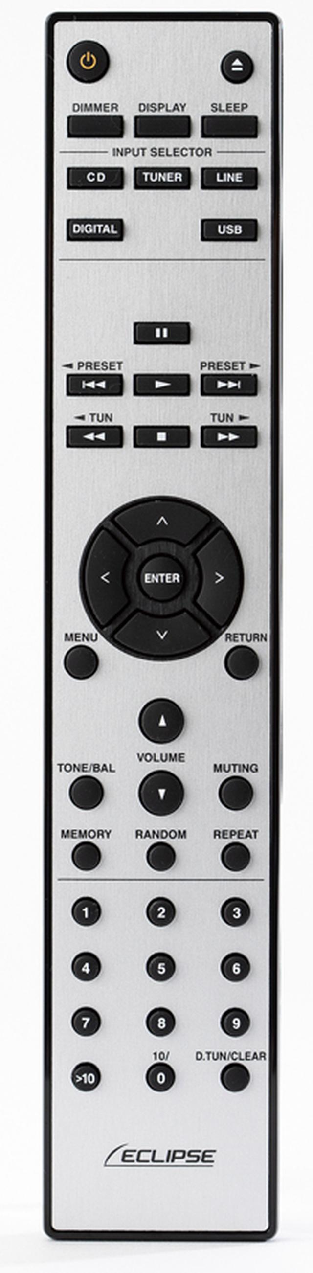 画像: ボタンはグループごとにまとめられ、わかりやすい。ただし、ボタンのサイズはやや小さめ。