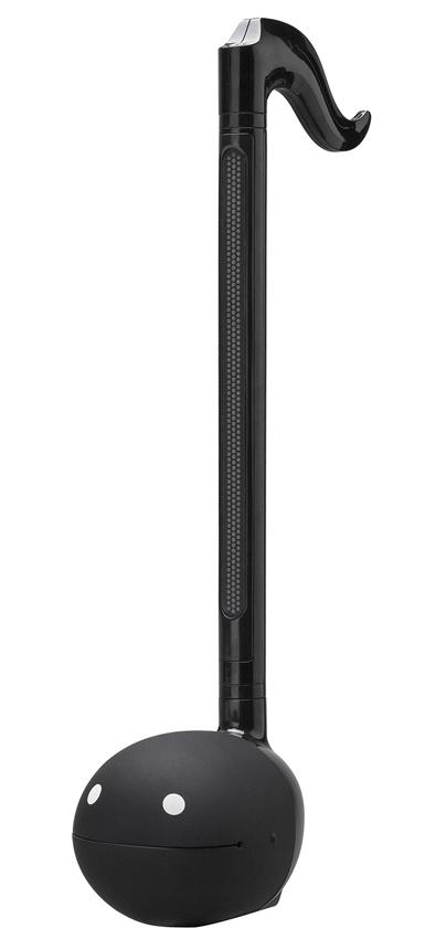 画像: ●サイズ/幅69㎜×高さ270㎜×奥行き71㎜●付属品/単4電池3本使用(テスト用電池付属)、曲を簡単に弾くための「オタマトーン練習シート」