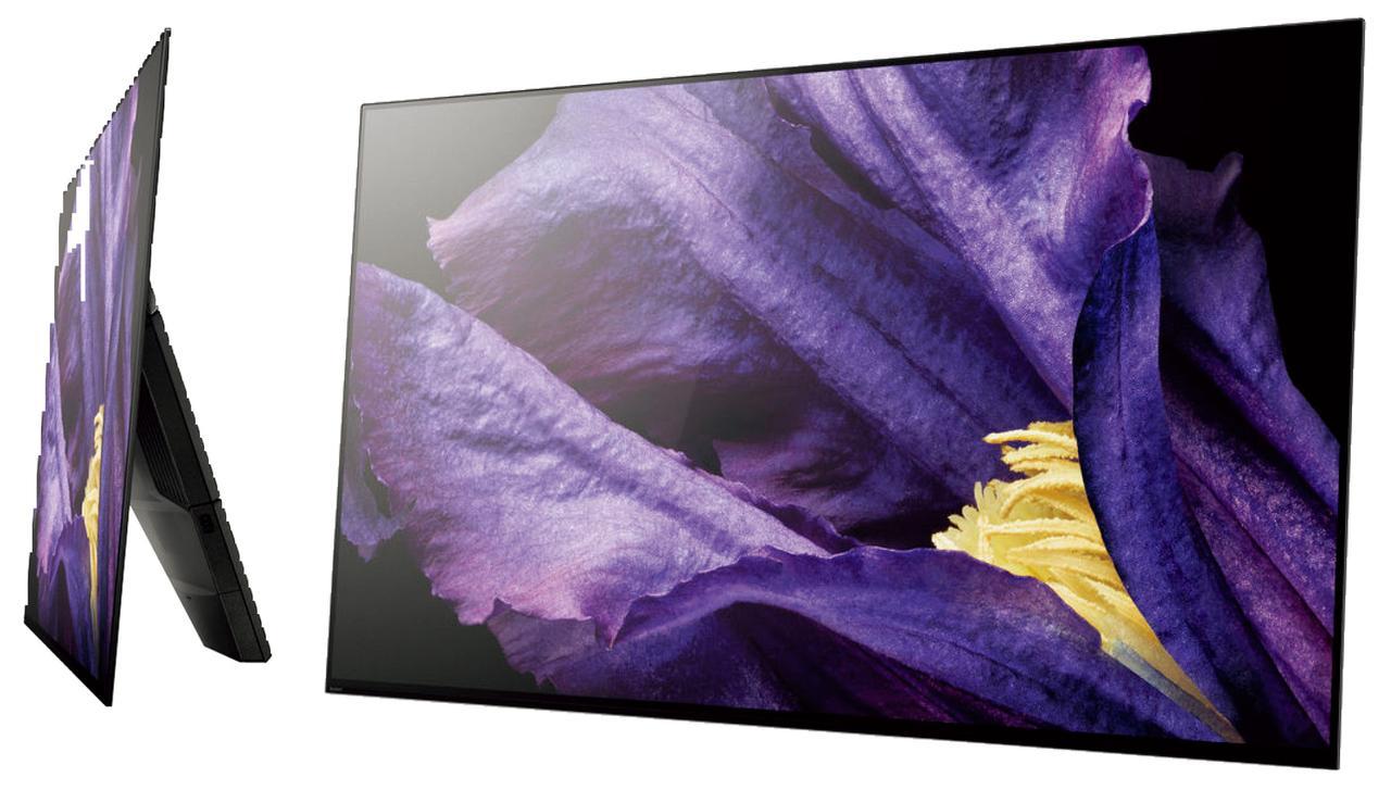 画像: 次世代高画質プロセッサーを搭載した4K有機EL&液晶テレビ