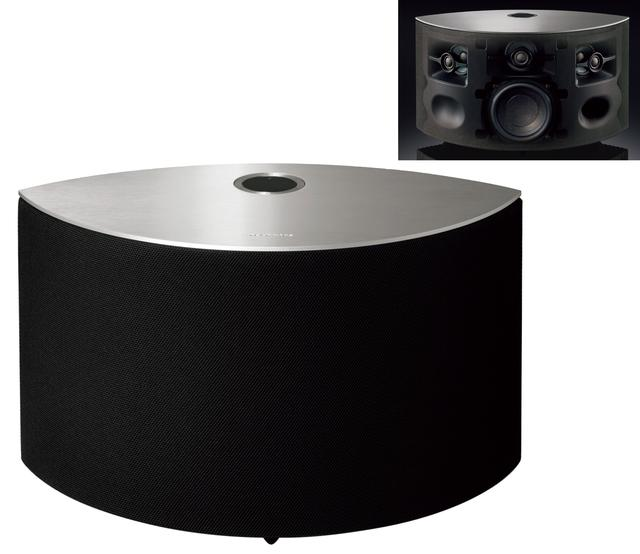 画像: 広がりのある豊かな音が楽しめるワイヤレススピーカーシステム