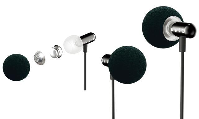 画像: スピーカーのように音楽を聴けるインエアー方式採用のイヤホン