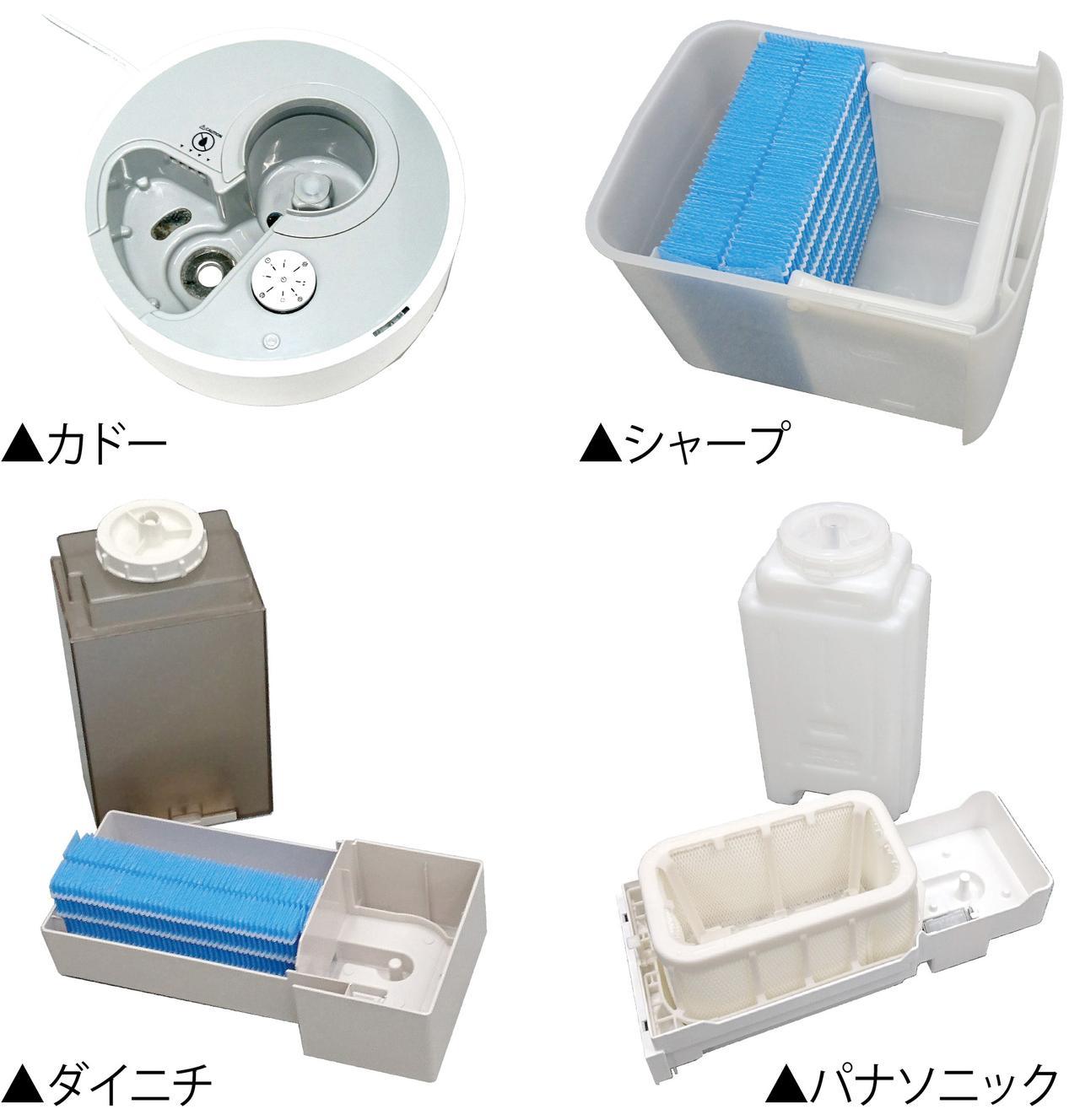 画像2: 加湿器選びのチェックポイント