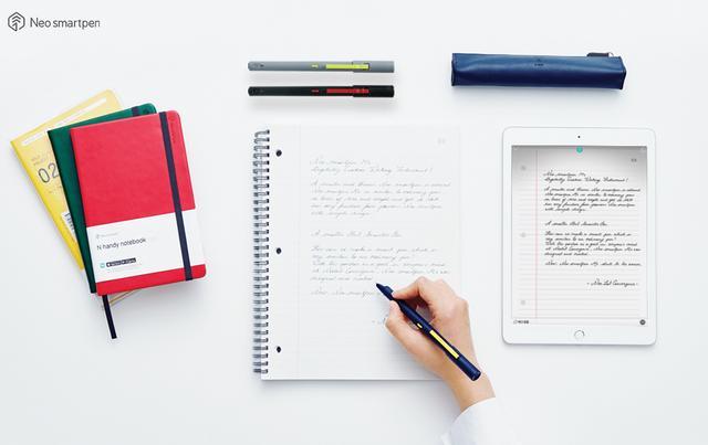 画像: 紙に書いたら筆記がデジタル化するだけでなく、Googleカレンダーに連動させることが可能。
