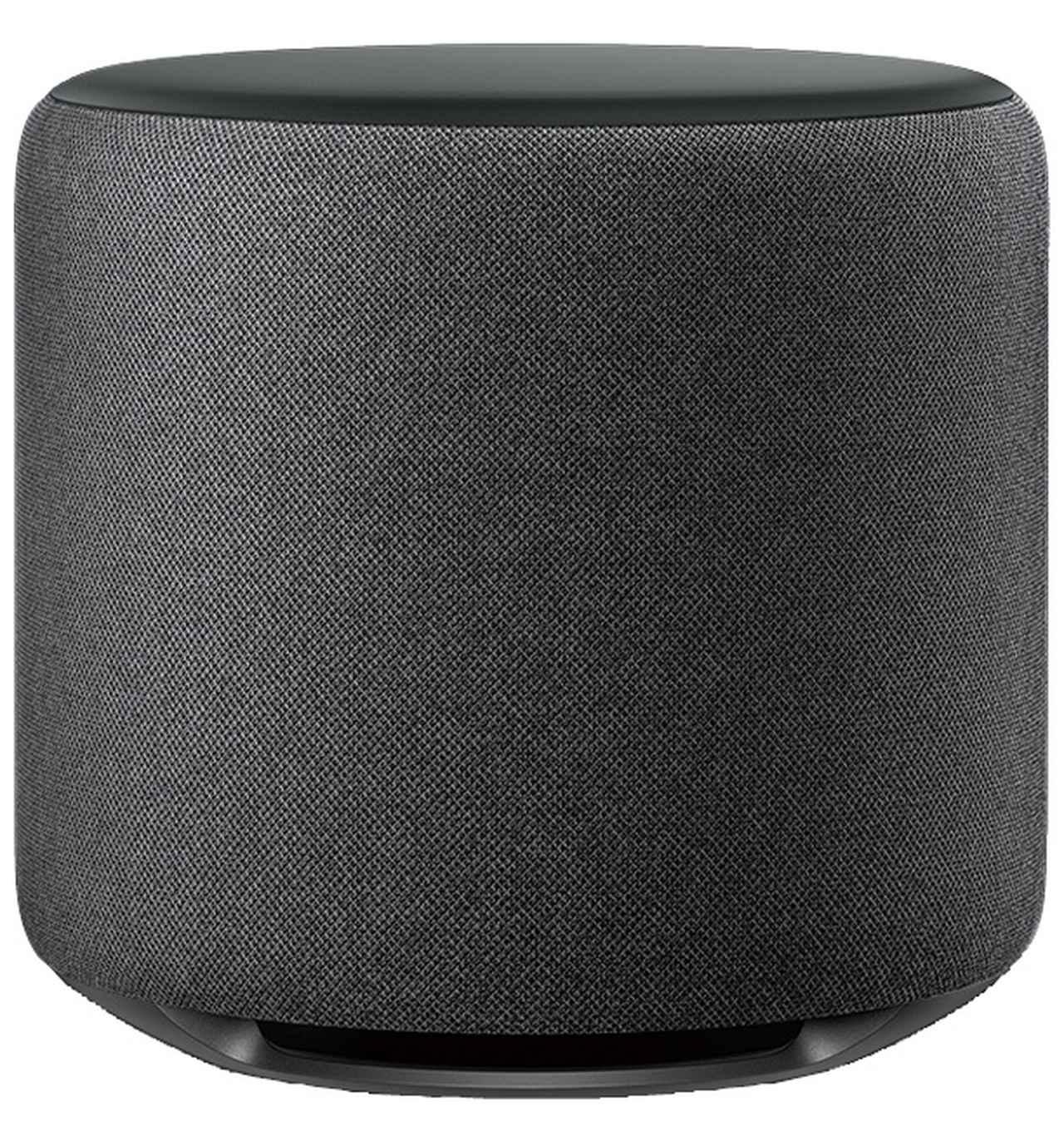 画像: Echo Plusはデザインを一新。Echo Dotはコンパクトさはそのままに音質を向上。Echo PlusおよびEchoと連係して低音を強化するEcho Subも新登場。
