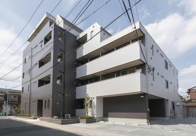 画像: 東京都杉並区に完成した「Sm@rt Gran荻窪」。スマート宅配システムだけでなく、スマート設備コントロールとスマートキーシステムも備えた先進のIoT賃貸住宅だ。