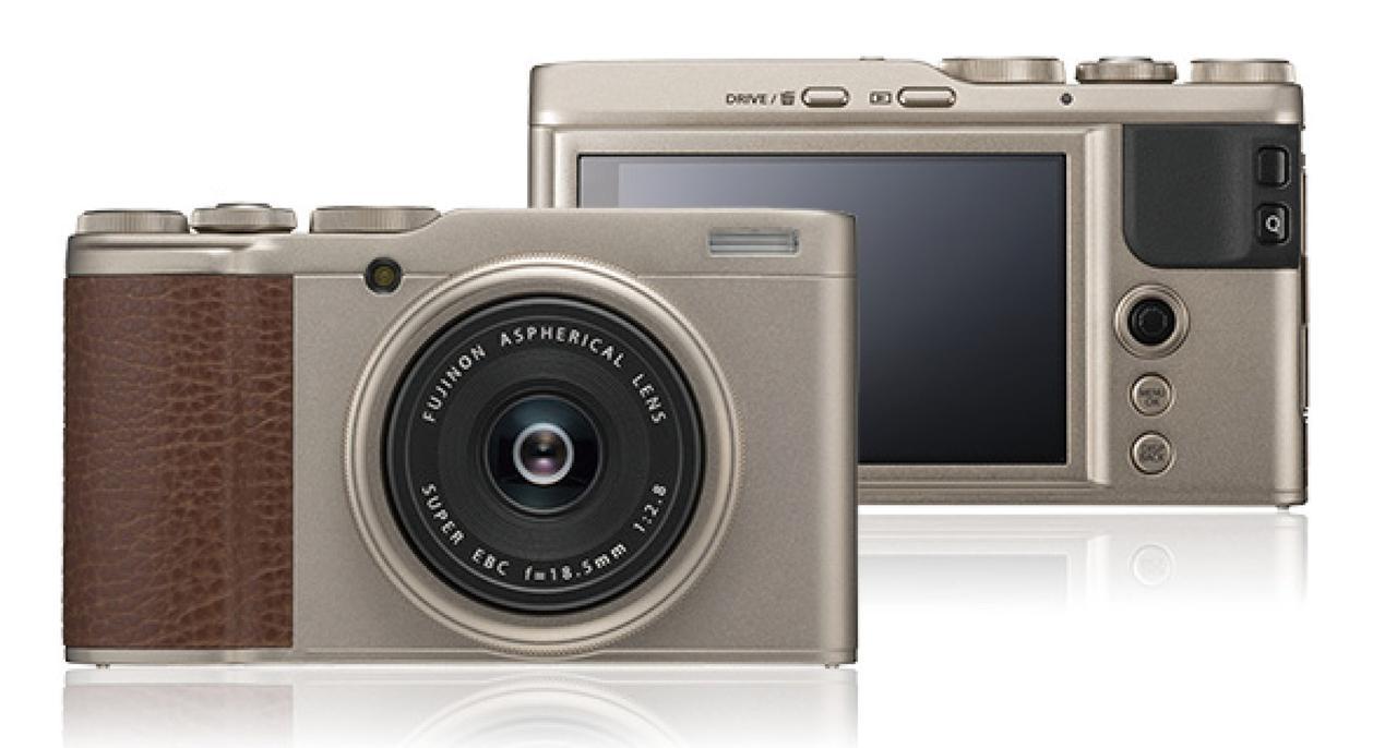 画像: 28ミリ相当の単焦点レンズ採用のAPS-C型センサーモデル。スナップカメラとして軽快で、画質も満足!