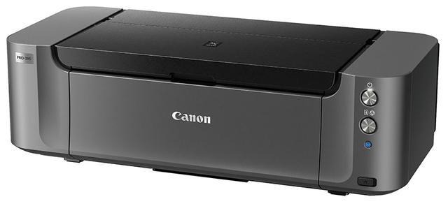 画像: プロスペックのA3ノビ対応写真プリンター。黒系インク3色と、黒の濃度を高める透明インクを含めた顔料10色インクは、最上位機PRO-1から継承している。