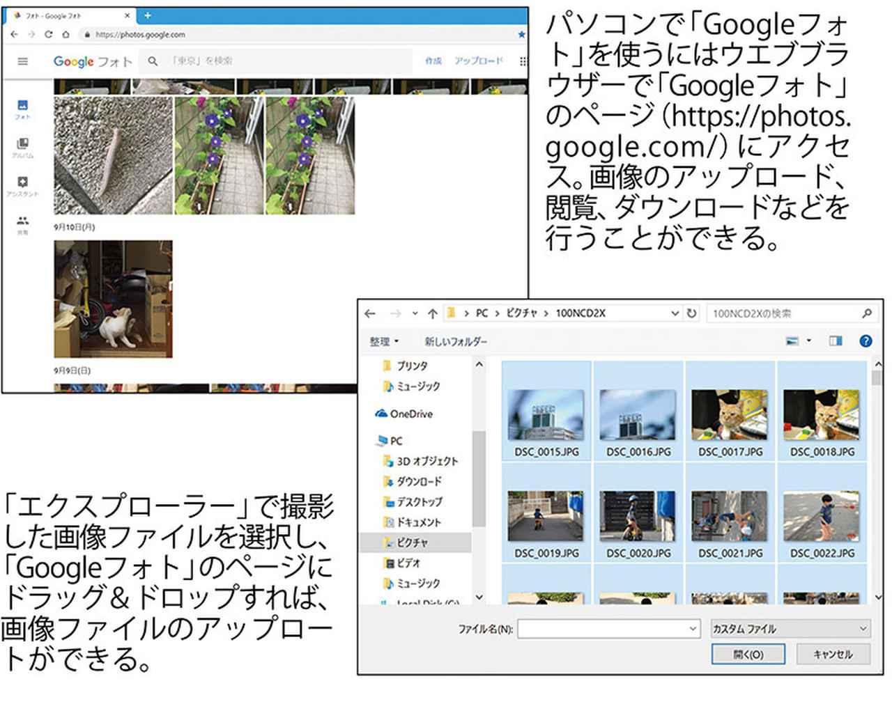 画像3: 【撮影後の画像】データ保存はNASがおすすめ!クラウドにも保存で消失回避