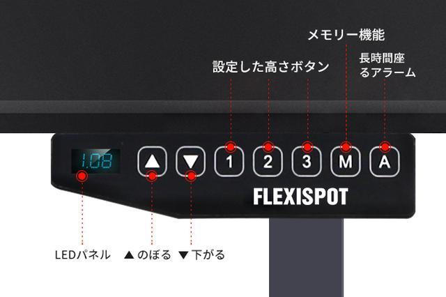 画像: 【スタンディングワークとは?】FlexiSpotの新型電動昇降デスクは「立つ、座る」が自由自在!
