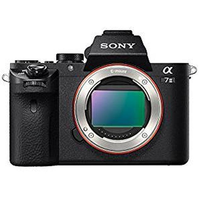 画像: Amazon.co.jp: ソニー SONY ミラーレス一眼 α7 II ボディ ILCE-7M2: 家電・カメラ
