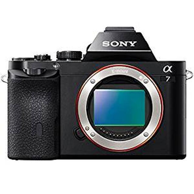 画像: Amazon.co.jp: ソニー SONY ミラーレス一眼 α7 ボディ ILCE-7: 家電・カメラ