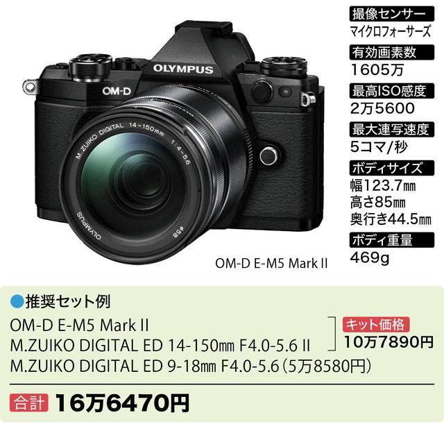 画像1: 【予算別】ミラーレス一眼 Wズーム&ボディで15万円~のおすすめ6セットはコレ