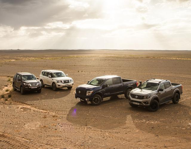画像: 極限の冒険にも近いサハラ砂漠の試乗で、耐久性、快適性など総合性能の高さアピールした。