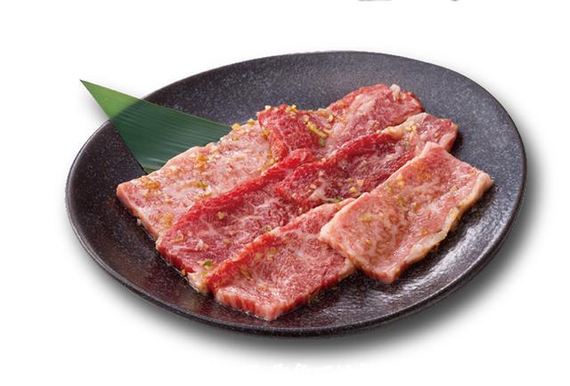 画像: 黒毛和牛カルビ食べ放題(40分ラストオーダー60分制) 1円(税抜)