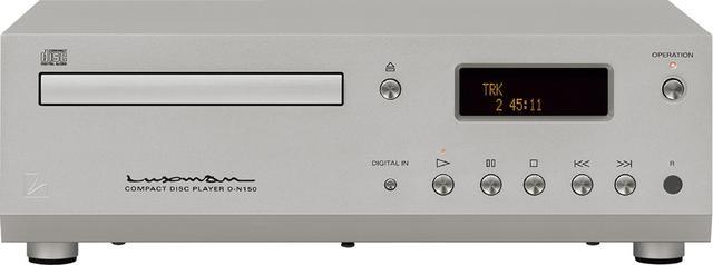 画像: CDプレーヤー「D-N150」もA4サイズとコンパクト。