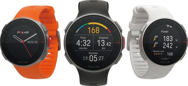 画像: 心拍数を計測するトレーニングモードとGPSを併用しても、最大40時間連続使用できる。