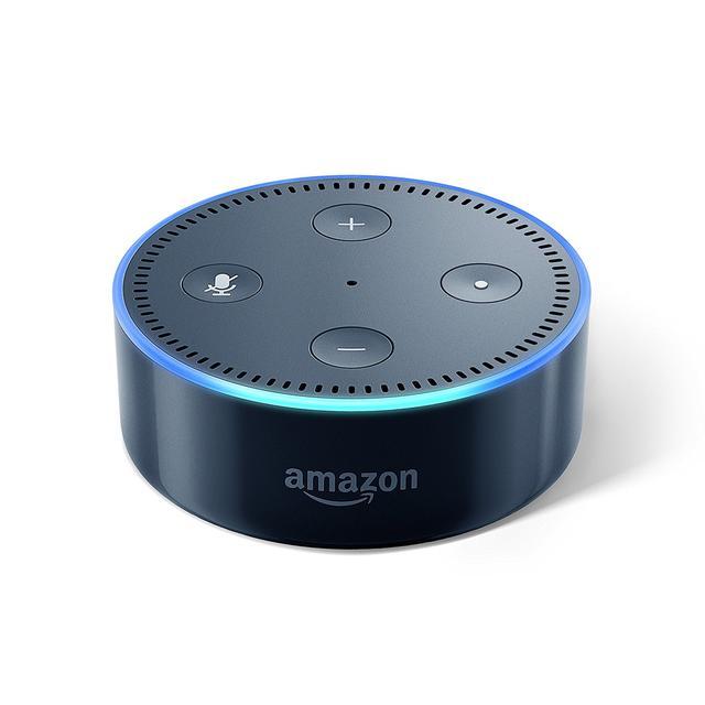 画像: ベーシックでコンパクトなEcho Dotは、ひとつ前のモデルである「Amazon Echo Dot(第2世代)」も並行して販売されており、価格的には新型第3世代よりも安価で手が出しやすい。音質的には、内蔵スピーカーが大型化された第3世代の方が向上しているが、とりあえず使ってみたいならこちらでも十分役に立つだろう。