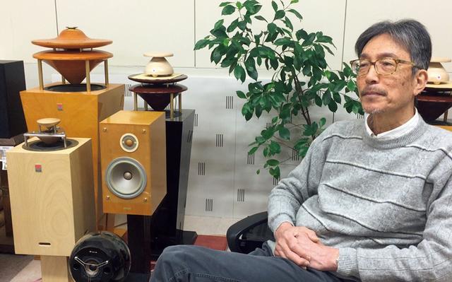 画像: 企画・設計を行った谷脇氏は、ヤマハで音響設計などに携わった人物。
