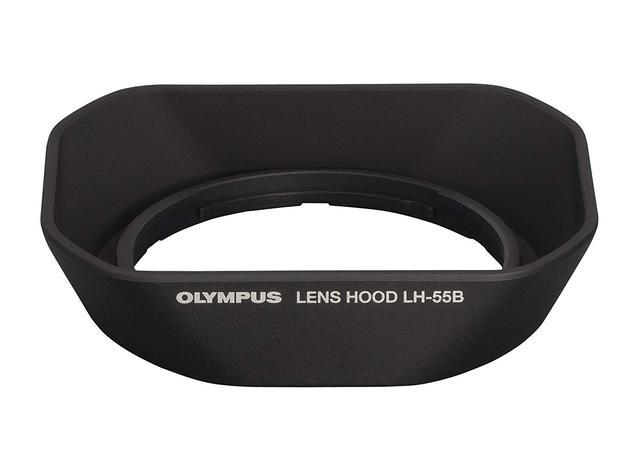 画像: OLYMPUS レンズフード ミラーレス一眼 PEN用 LH-55B