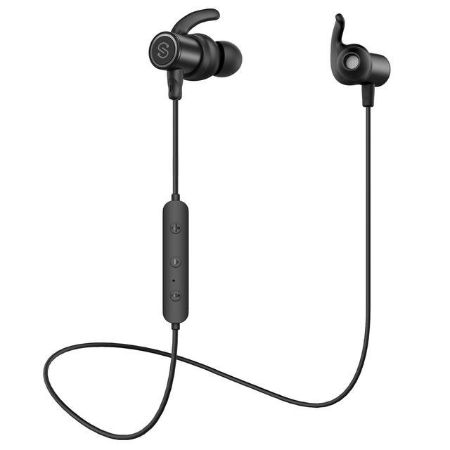 画像: 【防水進化版 IPX6対応】SoundPEATS(サウンドピーツ) Q30 Plus Bluetooth イヤホン