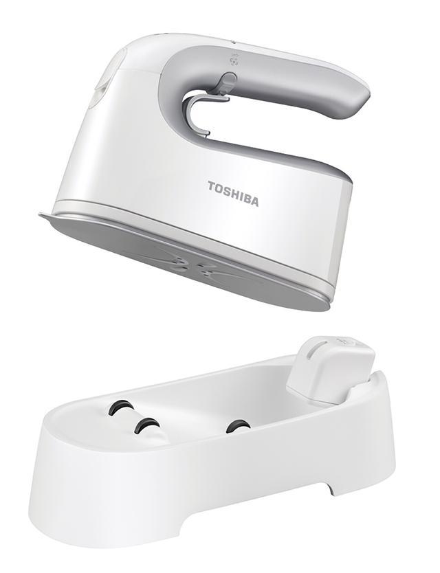 画像1: 東芝の衣類スチーマーはコードレスでも使用可!ヨドバシカメラでTAS-X4 を使ってみた【使い方動画あり】