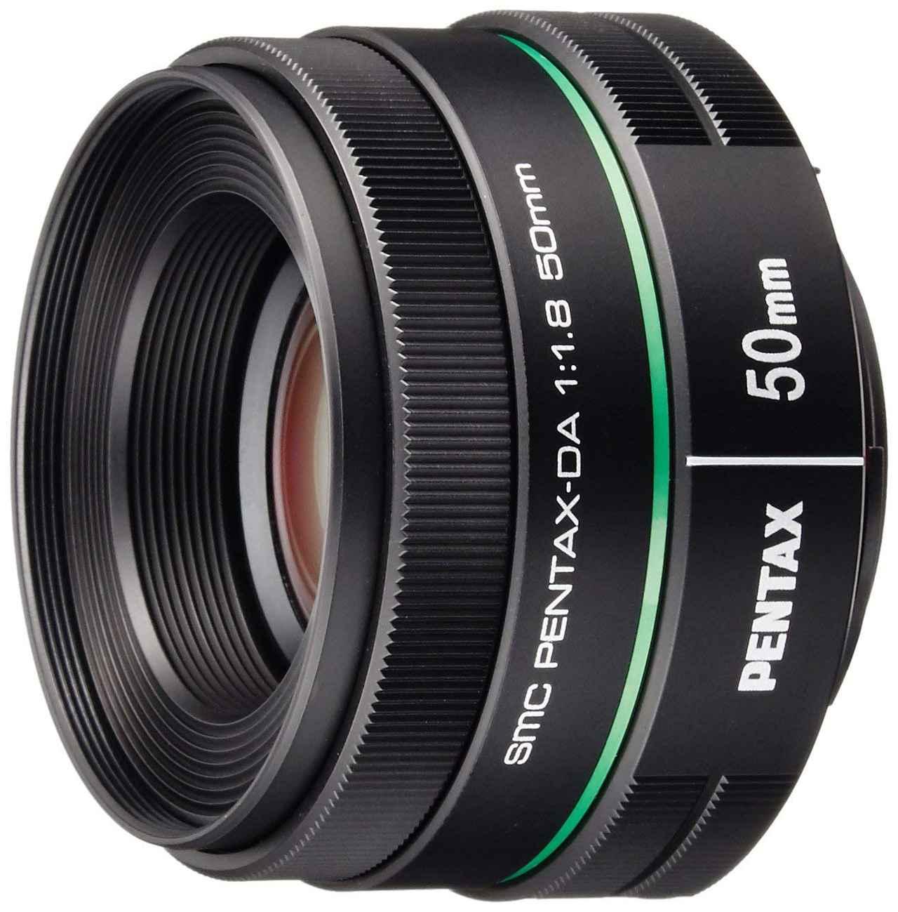 画像: PENTAX 望遠単焦点レンズ DA50mmF1.8 Kマウント APS-Cサイズ 22177