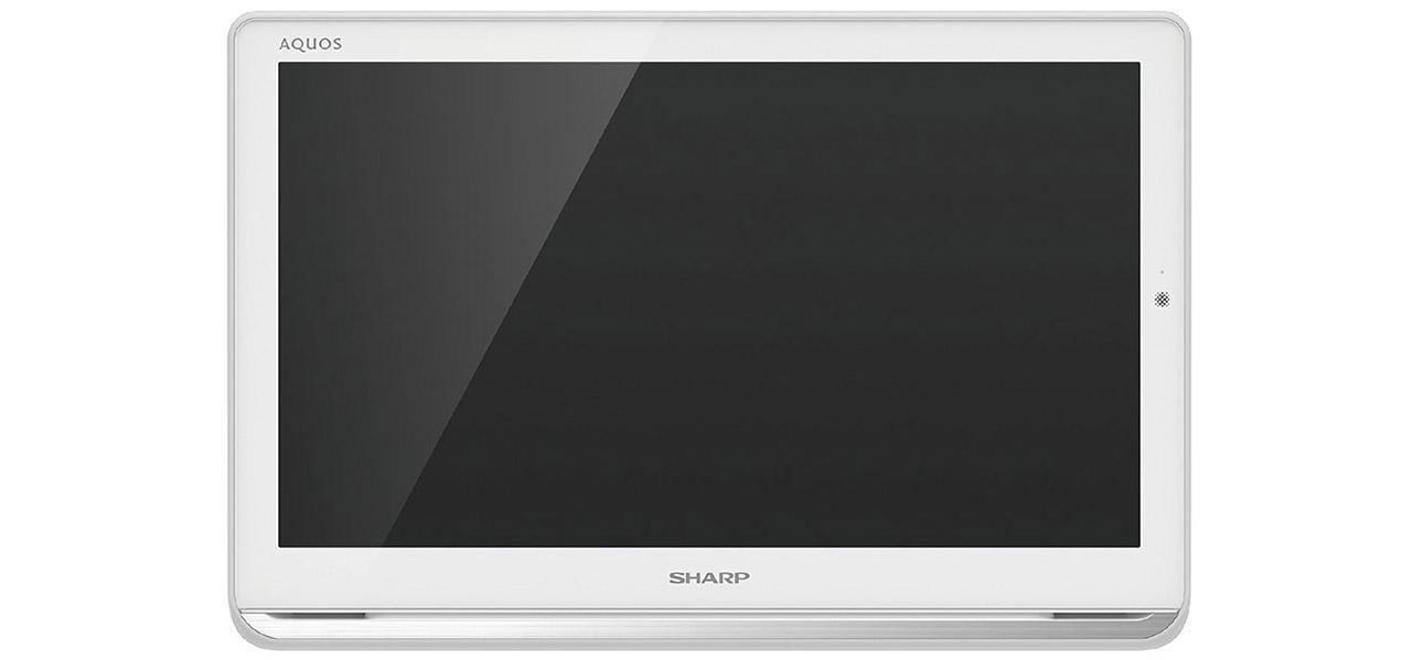 画像: 操作は、タブレット端末のように画面タッチで行えるため、リモコンは別売となる。ステレオスピーカーを搭載し、通常の音量で聴くなら音質も良好だ。Wi-Fiは、IEEE802.11acに対応。SPEC【モニター部】●画面/16V型、1920ドット×1080ドット●防水性能/IPX6/7相当●バッテリー持続時間/最長約3時間40分●充電時間/約4時間●サイズ/幅388㎜×高さ258㎜×奥行き170㎜●重量/1.36kg【チューナー部】●内蔵HDD/500GB●接続端子/USB×1、LAN×1●サイズ/幅167㎜×高さ47㎜×奥行き146㎜●重量/0.5kg