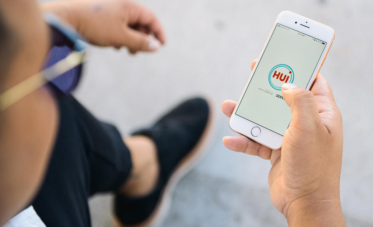 画像: 「Hui」は、窓口での手続きが不要で、登録から予約、利用、支払いまで一連の操作を全てアプリ上で行うことが可能。アメリカの最新ライフスタイルは程なく日本にやってくる。