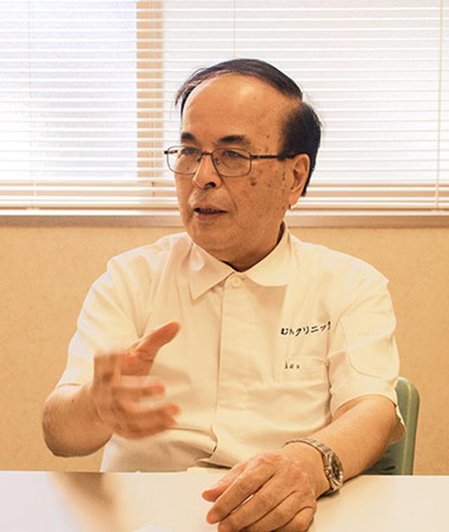 画像: 「高齢者ほどミキを好む」と語る向井先生