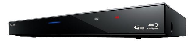 画像: HDD容量2Tバイトの6チューナー機。1日当たり最大8時間×6チャンネルの「まるごと録画」機能を備えている。USB HDDの増設対応で、番組を録りためておける期間を、より長くすることもできる。