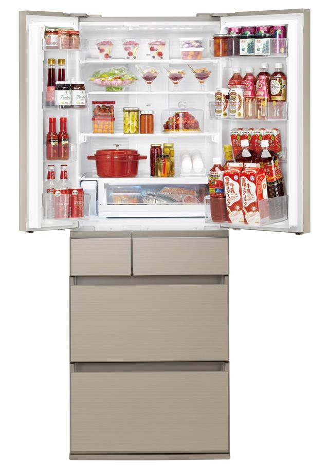 画像3: 【冷蔵庫おすすめ2019】ポイントは「野菜室の位置」にあり?BEST3はコレだ!