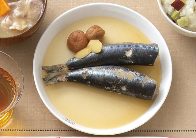 画像: 圧力アップにより、煮魚の骨まで柔らかく調理が可能。丸ごと食べやすくなった。