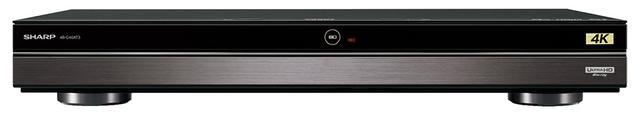画像: 4Kチューナーを1基、地上/BS/110度CSチューナーを3基搭載。HDD容量も4Tバイトと、データ容量の大きい4K放送に合わせて大容量化している。UHD BD再生にも対応。また、4K解像度のEPG(電子番組表)や録画済み番組リストを新採用しており、見やすく、操作もしやすい。