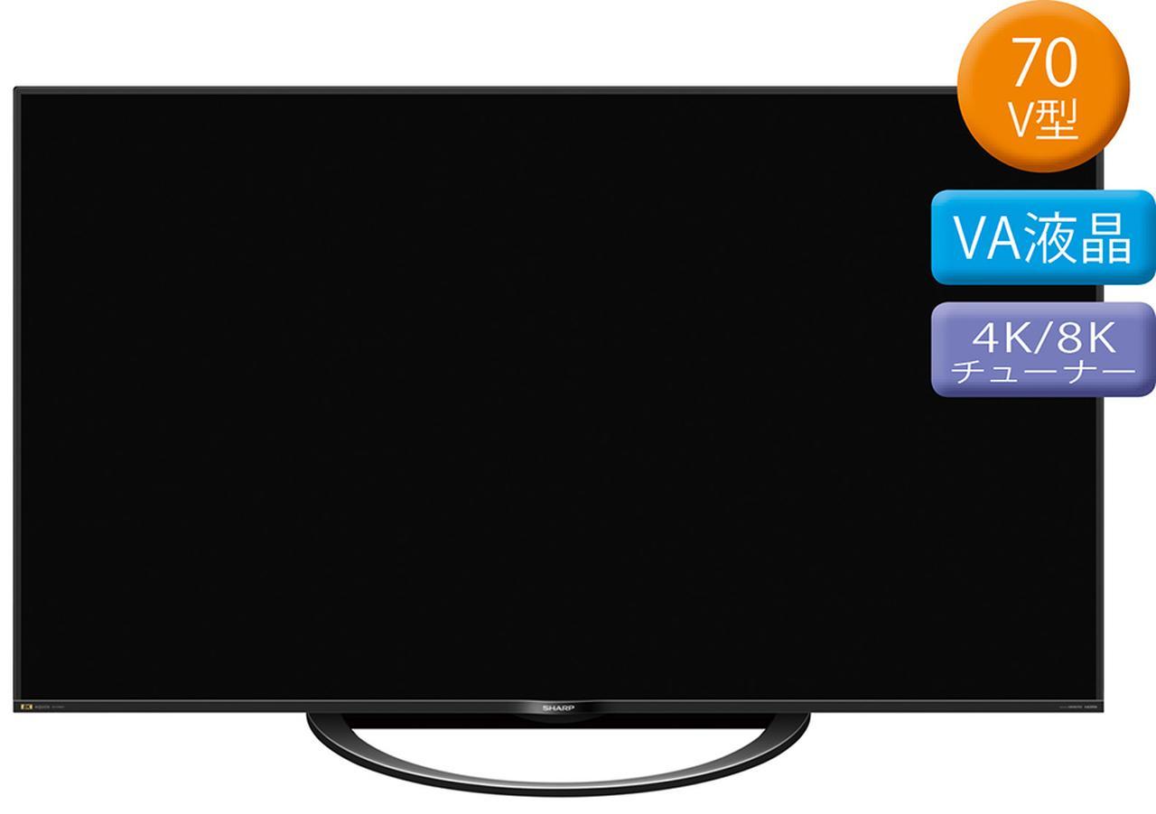 画像: ●HDMI入力×5●年間消費電力量/343kWh●サイズ/幅156.2㎝×高さ99.3㎝×奥行き44.0㎝●重量/51.0㎏