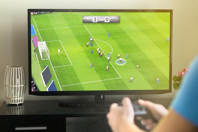 画像: 低遅延でゲームを楽しむための「ゲームモード」を備えたモデルもある