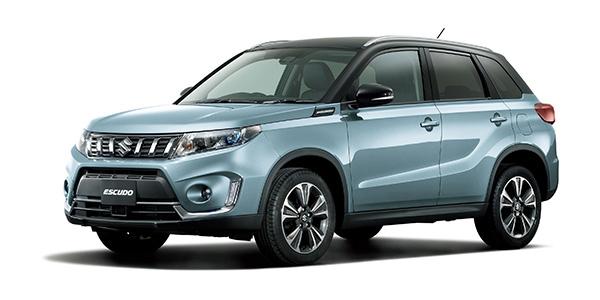 画像: エスクードは日本で輸入車しとして販売される。1.4Lターボエンジンと6速ATを搭載し、4WD駆動。価格は265.8万円。