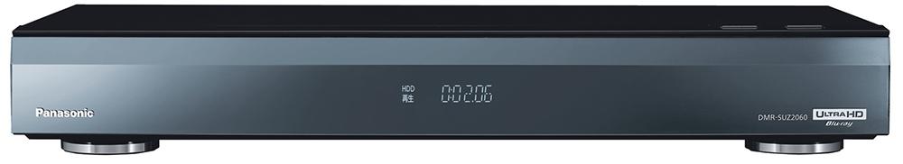画像: ●サイズ/幅430㎜×高さ66㎜×奥行き209㎜●重量/2.8㎏。ディーガ唯一の新4K衛星放送チューナー搭載機で、地デジを含む最大3番組同時録画が可能。クラウド機能もほぼすべて対応している。