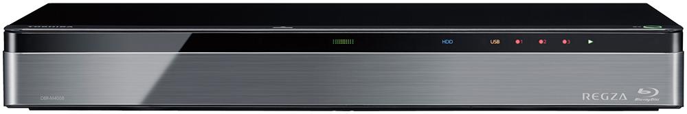 画像: ●サイズ/幅430㎜×高さ59㎜×奥行き219㎜●重量/3.0㎏。地デジ×7、BS/110度CS×6のチューナーを内蔵。最大7チャンネルの全録が可能で時短機能も対応。容量2Tバイトの下位モデルも用意。