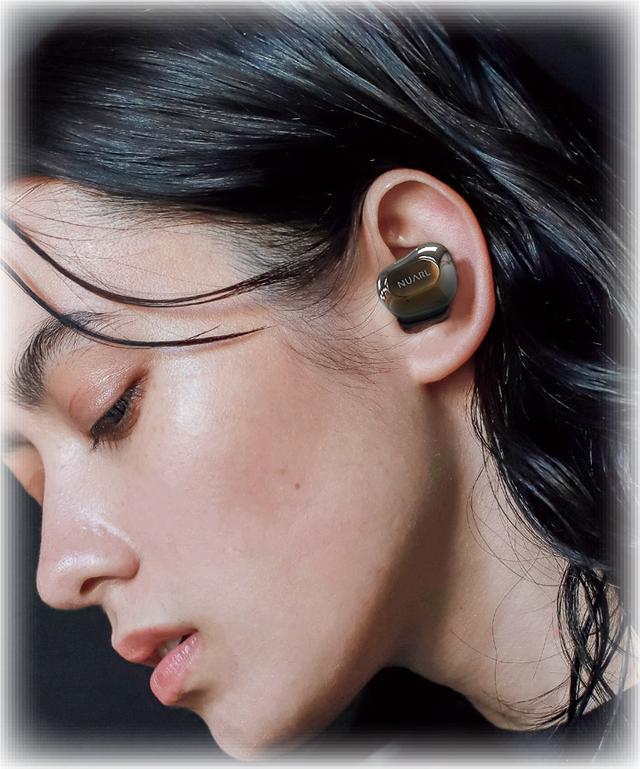 画像: 頭内定位を防いで自然な音の広がりを実現する特許技術「HDSS」も採用。
