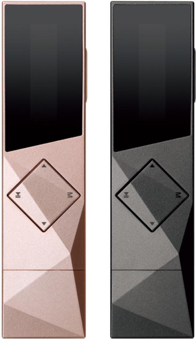 画像: USBコネクターを備えたMP3プレーヤー「iAUDIO U7」