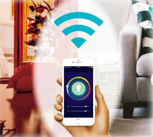 画像: 追加機器は必要なく、無線LAN環境さえあればすぐに使い始められる。