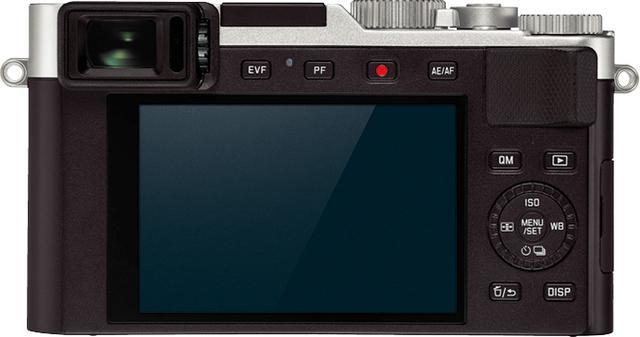 画像: 高精細な電子ビューファインダーや充実のマニュアル機能も備える。