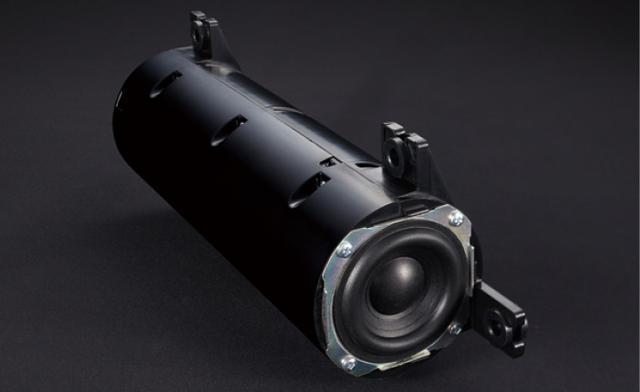 画像: 写真は、東芝・BM620Xのウーハー